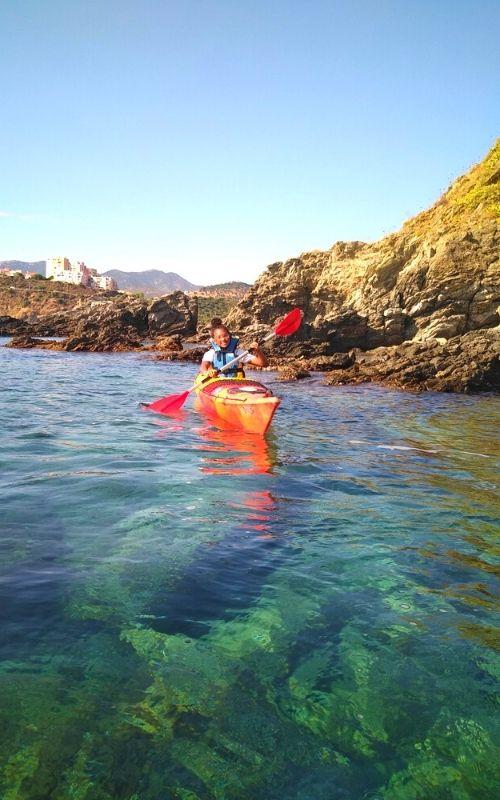 kayak navigation