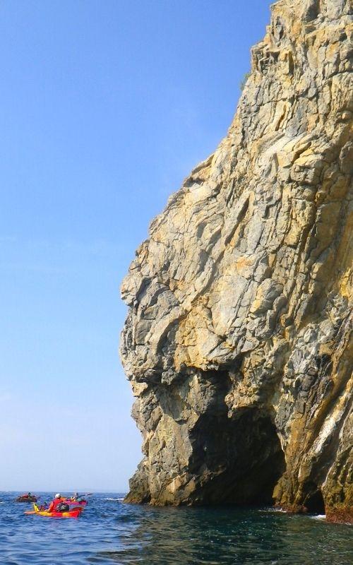 grotte rocher